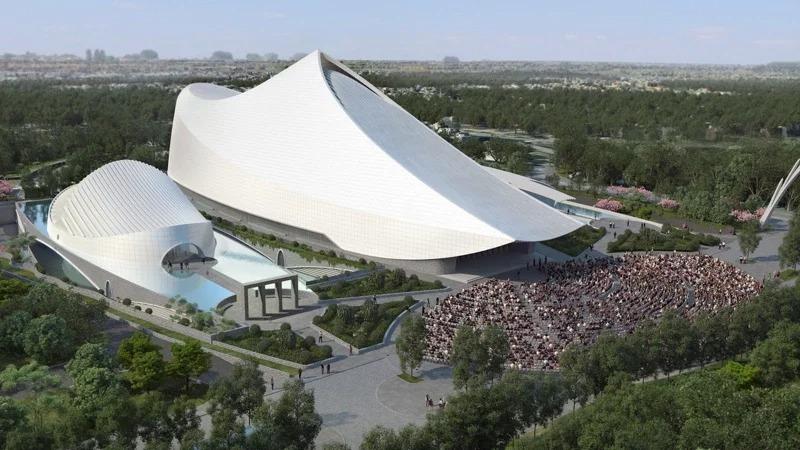 桃園遠東國際會議中心(斥資百億打造桃園文化新地標) @桃園起風了!