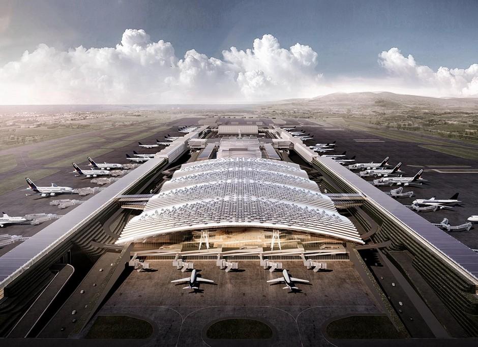 桃園機場第三航廈主體6/1開工(期待嶄新國門) @桃園起風了