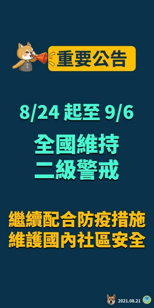 全國疫情桃園確診個案足跡(0825,0824,0823,0822,0821) @桃園起風了